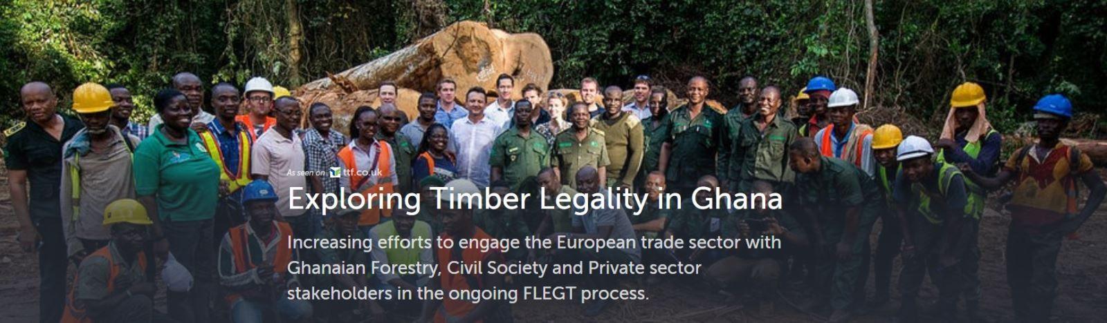 exploring timber legality ghana