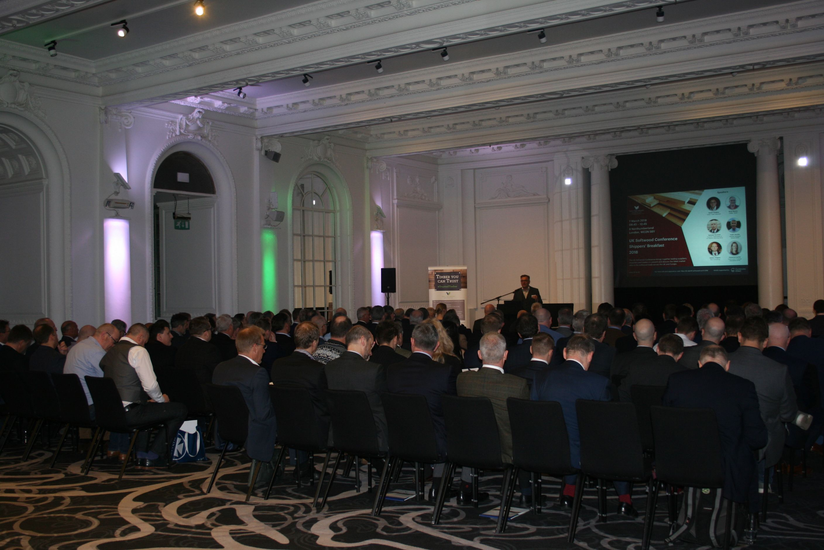Softwood Conference 2018