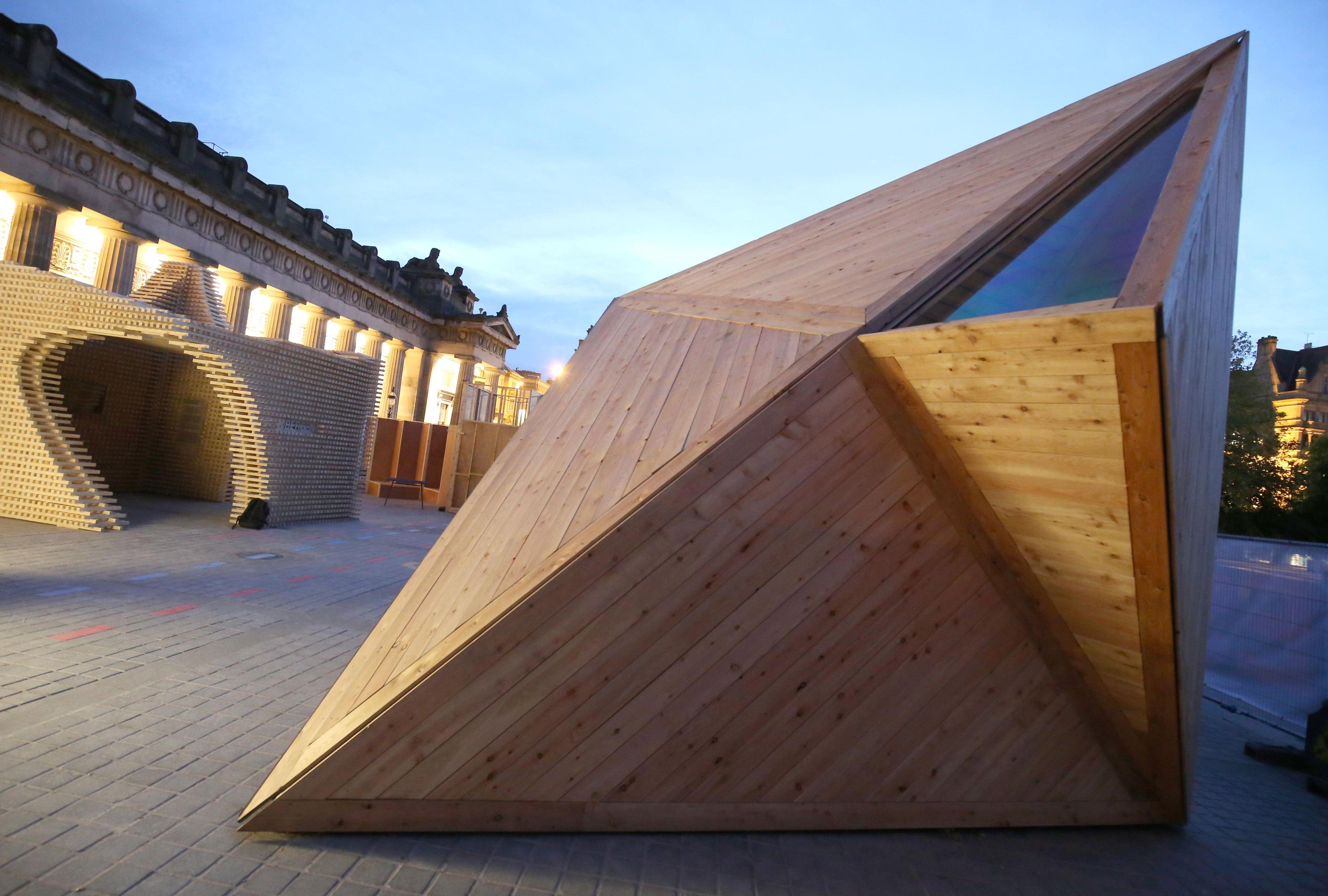 Pictures: Konishi Gaffney Architects/James Jones & Sons