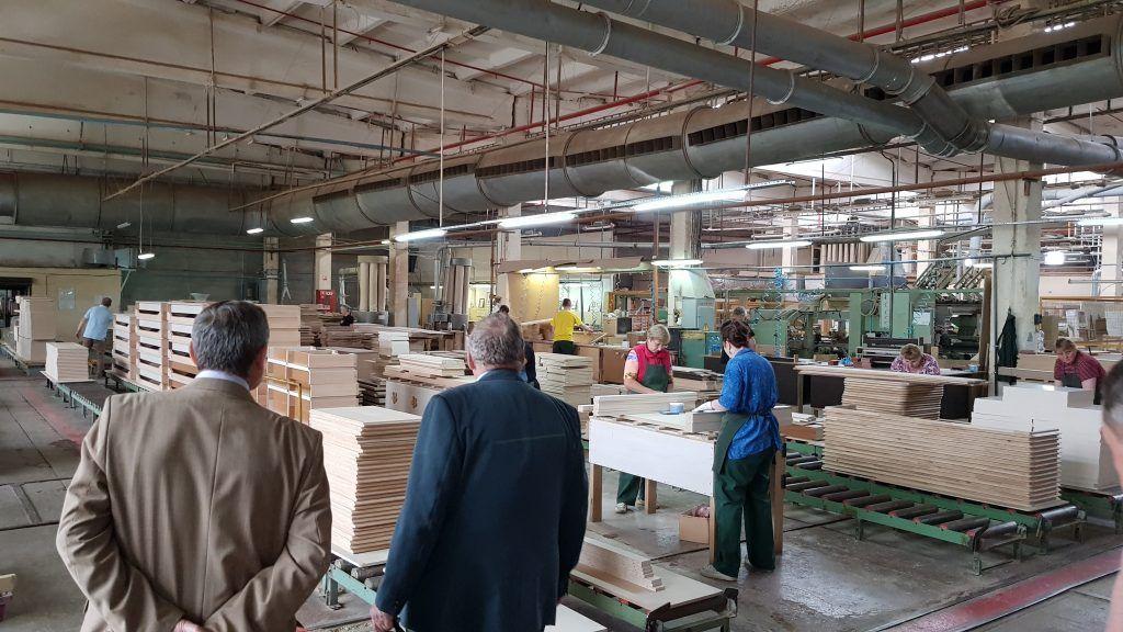 "Woodworking and furniture company ""Molodechnomebel"""