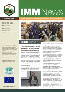 FLEGT IMM Summer 2018 Newsletter