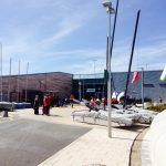 Making waves at watersports centre