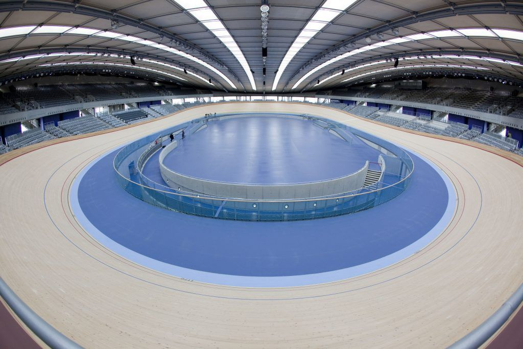 Velodrome Arnold Laver Cycling