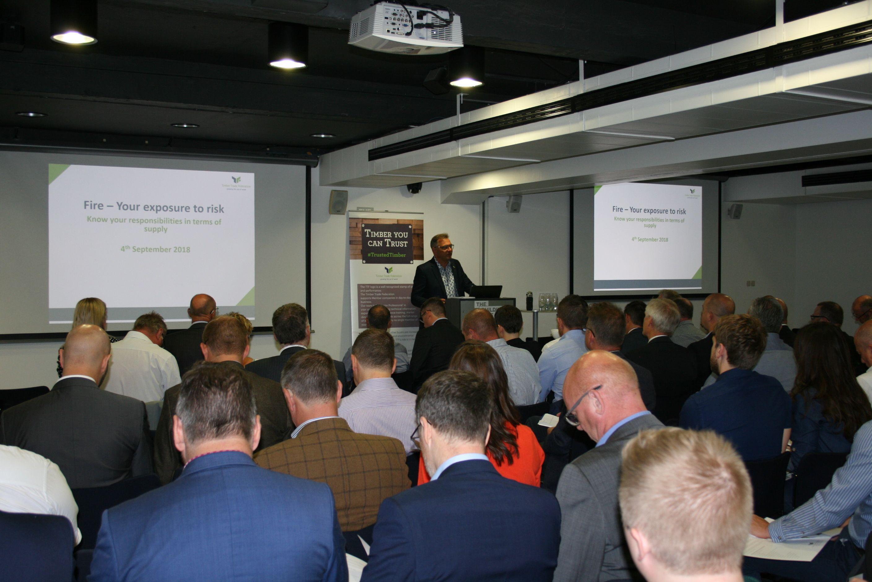 TTF Fire Seminar, Sep 18