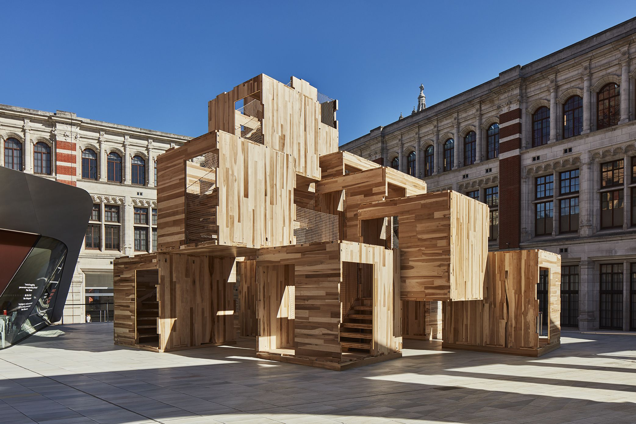 Outstanding Multiply A Carbon Neutral Tulipwood Pavilion Launches At Home Interior And Landscaping Ologienasavecom