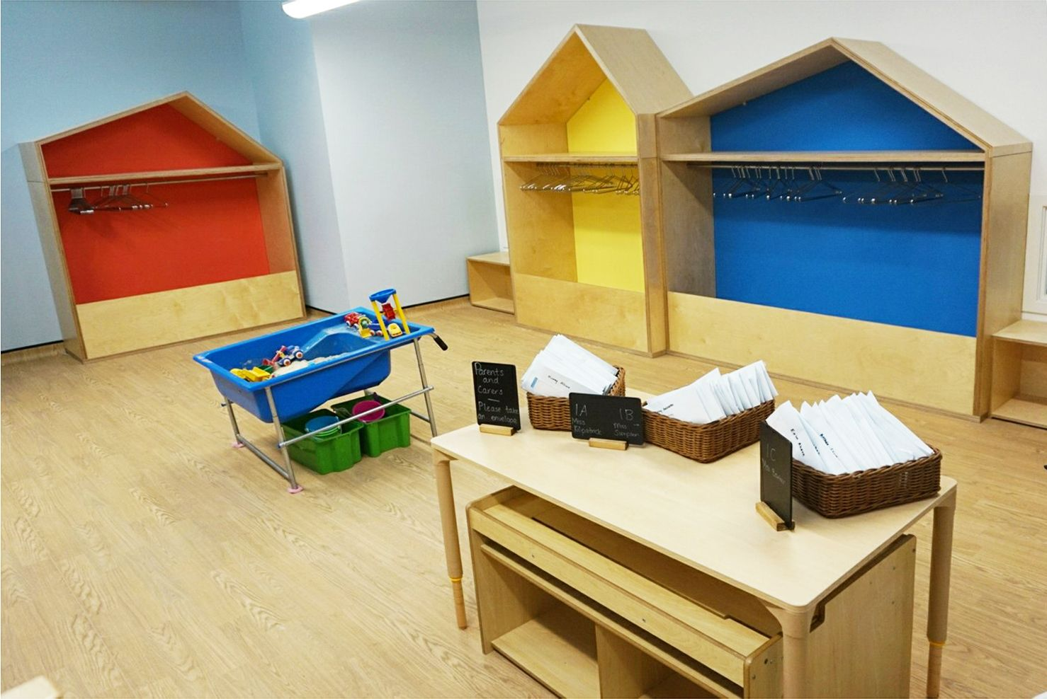International Timber - Edinburgh primary school