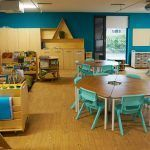 Plywood goes back to school for classrooms refurbishment