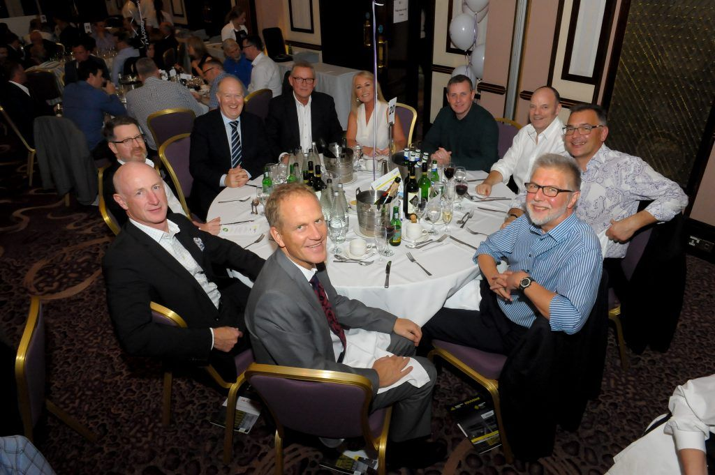 TTF Table at Structural Timber Awards 2018