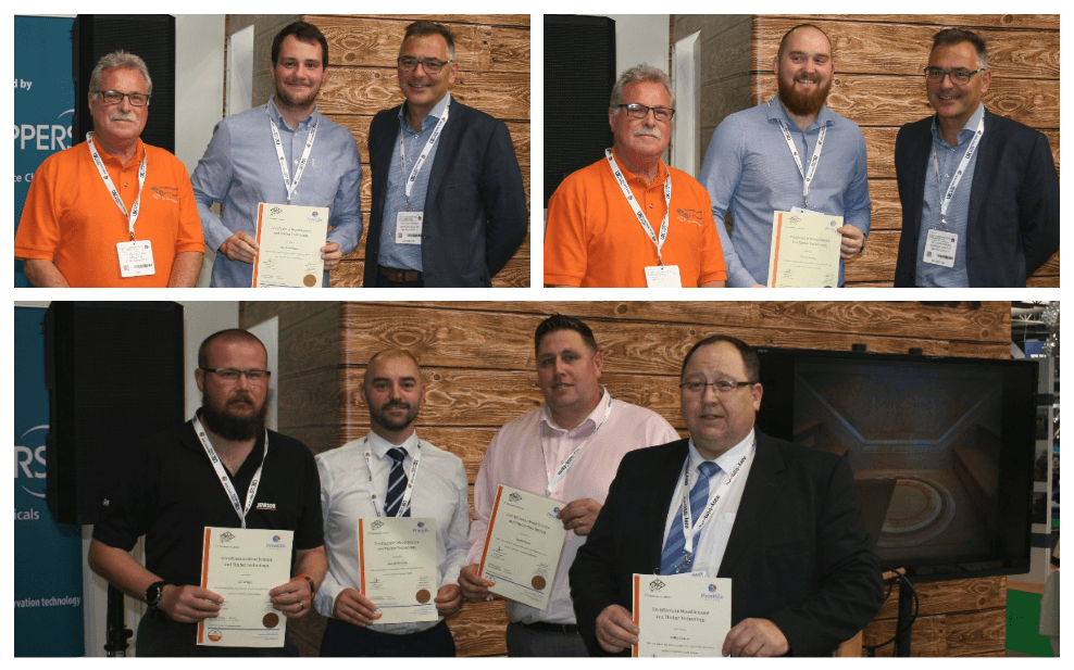 Awarded Students at Timber Expo 2018