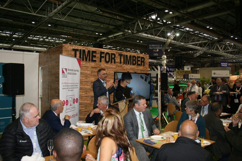CTI Networking lunch at Timber Expo 2018