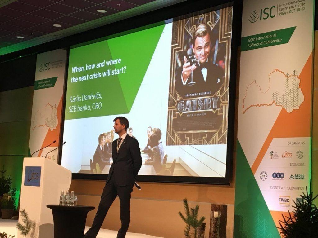 ISC 2018 - Riga