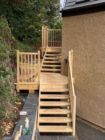 Runciman Accoya Stair 1