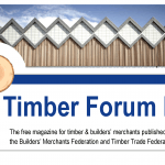 November 2018 edition of Timber Forum News released