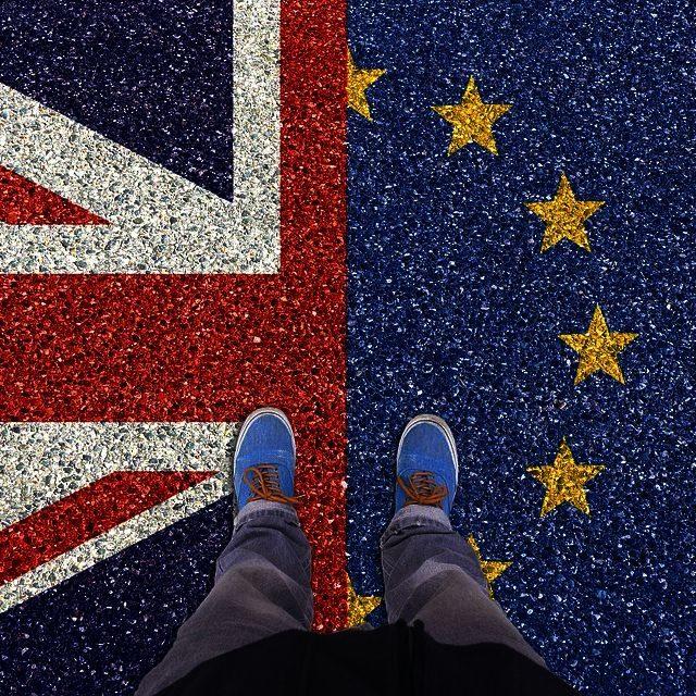 brexit feet