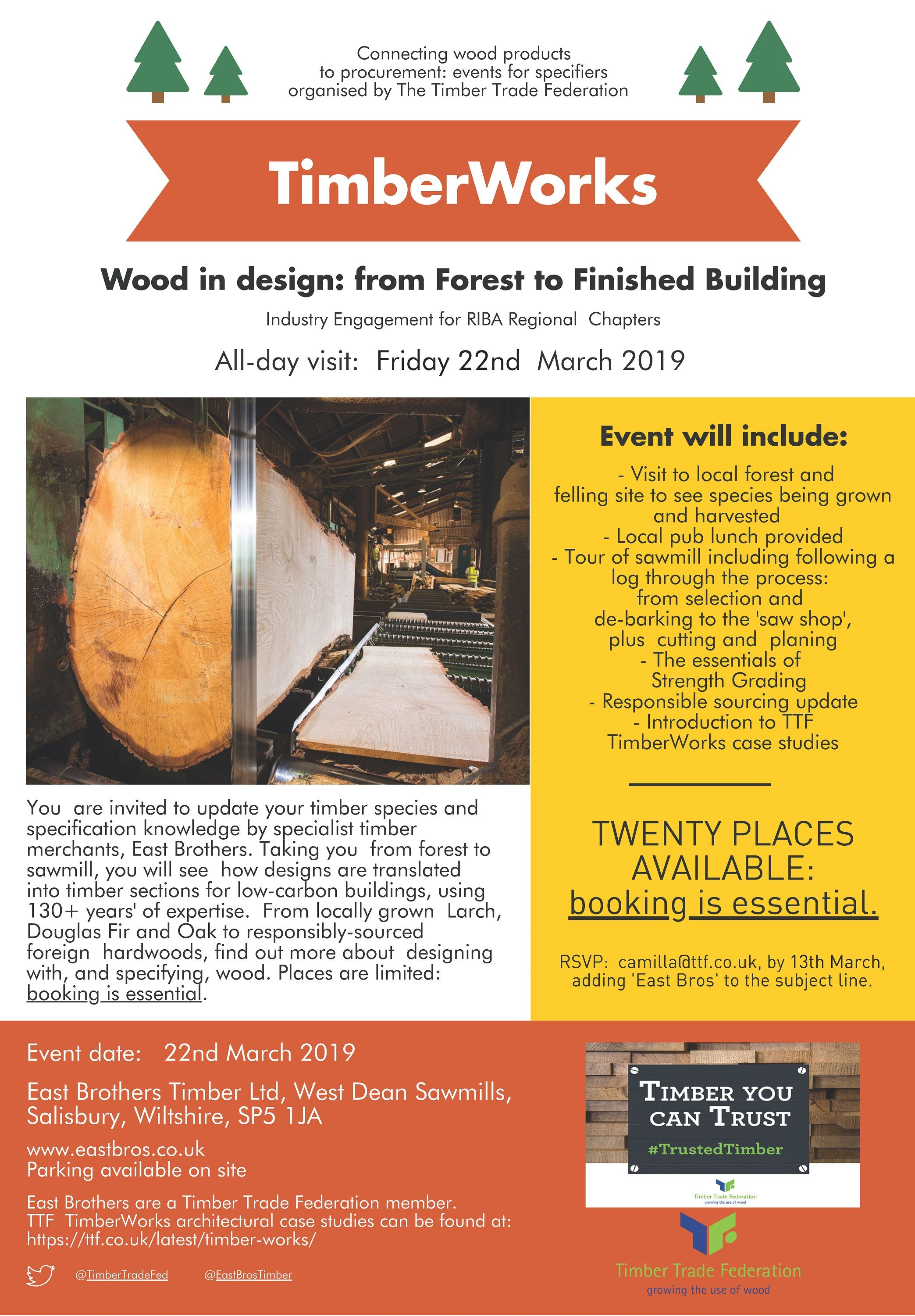 Wood in design: from Forest to Finished Building - Timber