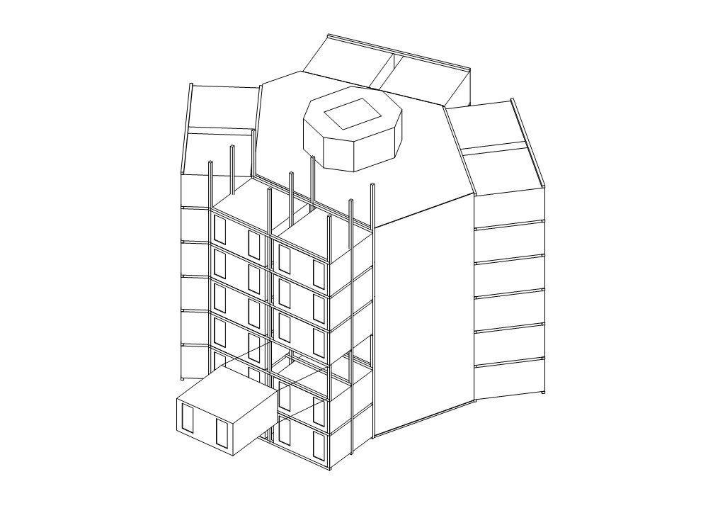 TEAM 9 structure
