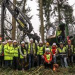 East Brothers take architects & specifiers  down to the woods with TimberWorks