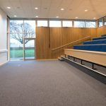 W.Howard MDF improves acoustics at award-winning Business School
