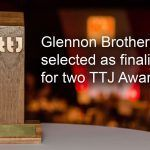 Glennon Brothers Finalists for 2 TTJ Awards