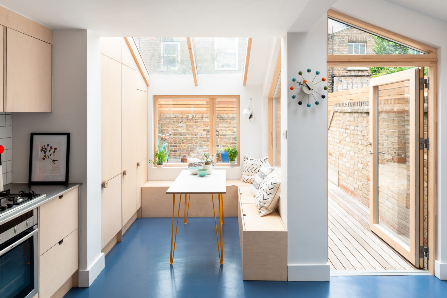 Paper House Project- Oliphant Street- timberworks3
