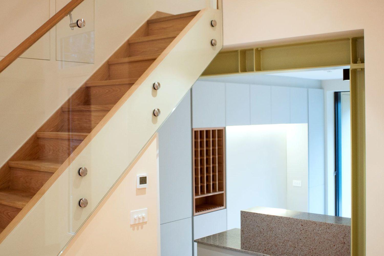 bucharest house- arboreal architecter-glulam-timberworks kitchen