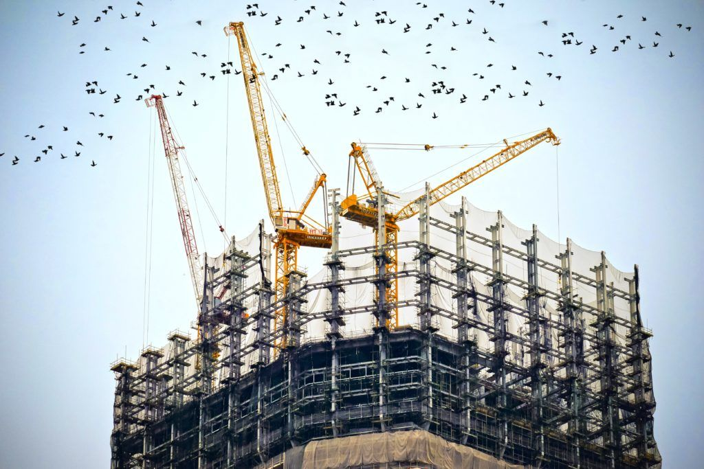 Construction sites must be kept open