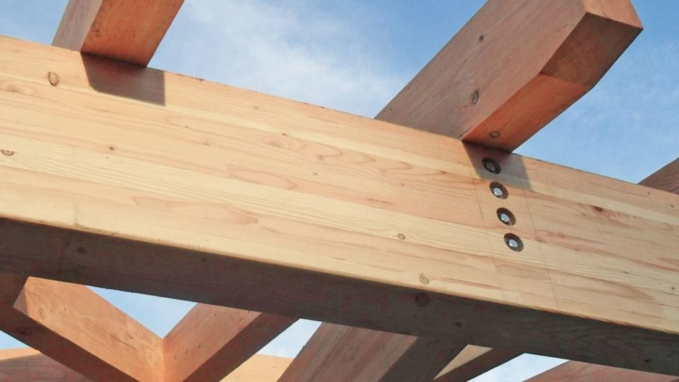 Sodra Wood- Glulam - Age of opportunities article