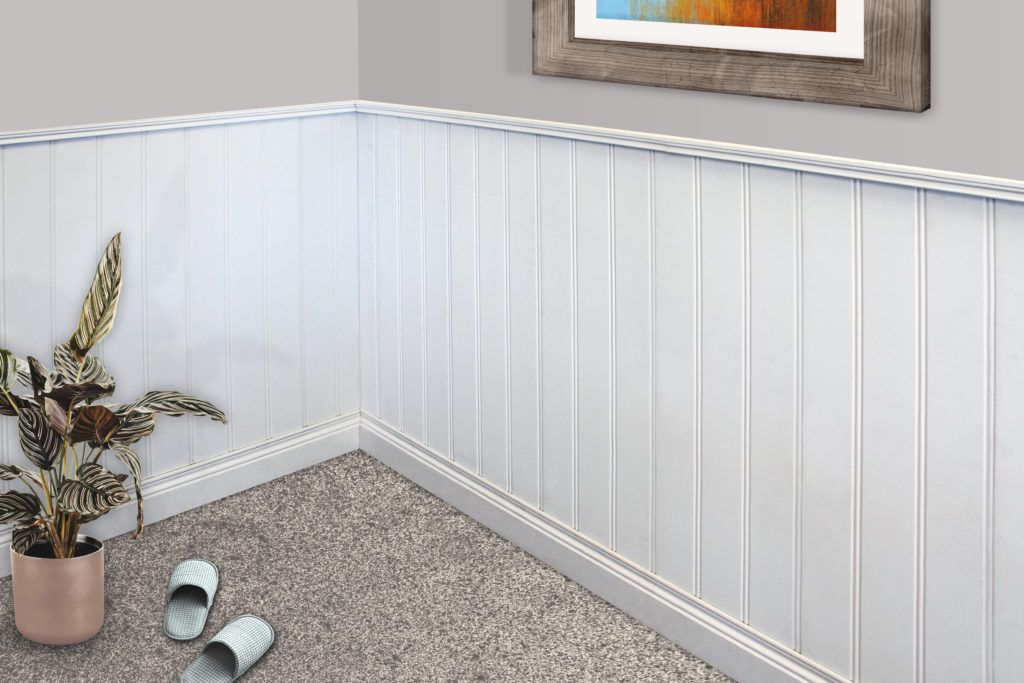 New Wall Panelling Kit makes Period-style transformations simple
