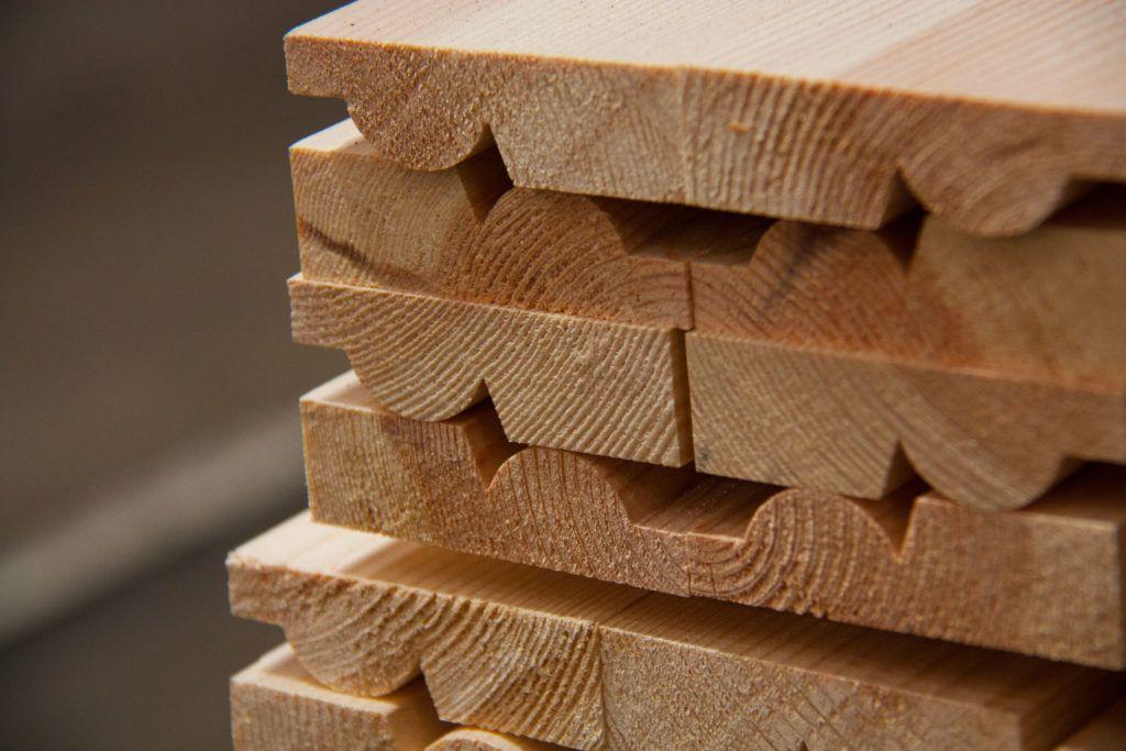Keeping wood good