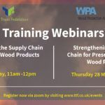 Join our webinars on FR treated timber