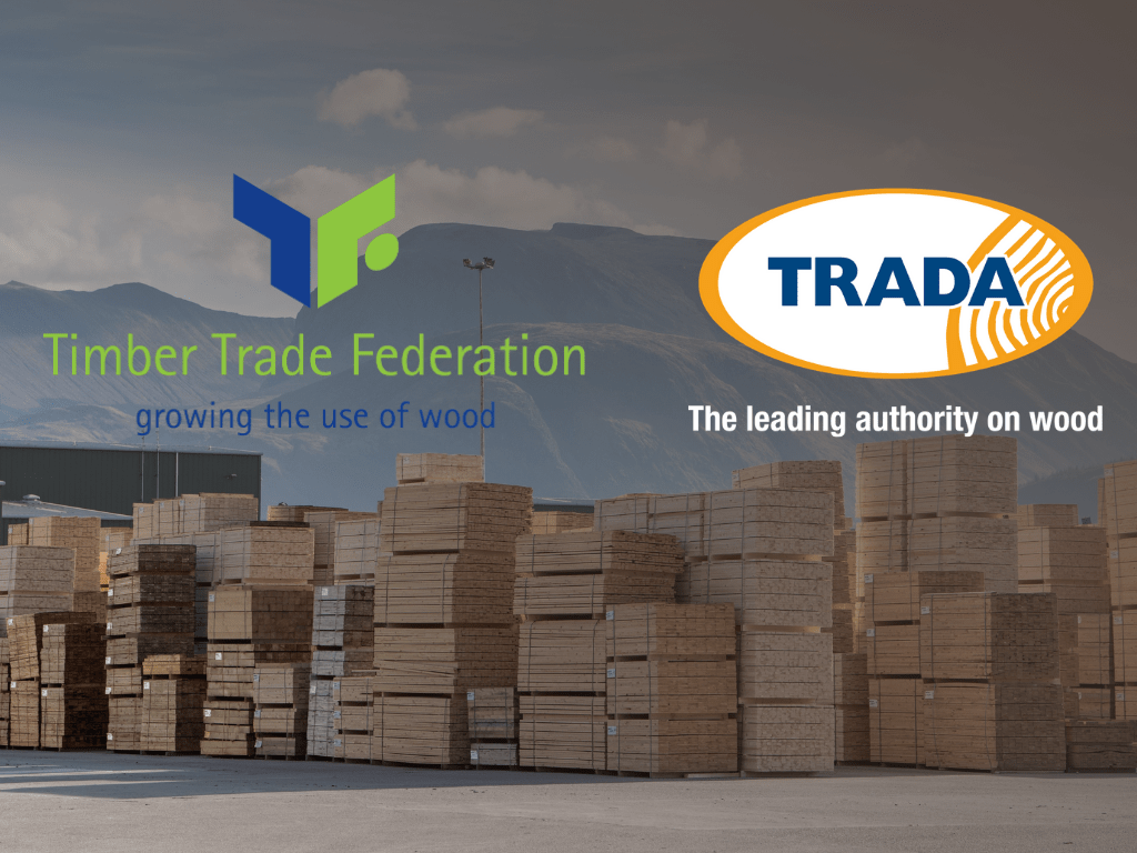 Timber Trade Federation and TRADA Announce MOU for Aligned Strategy and Improved Impact