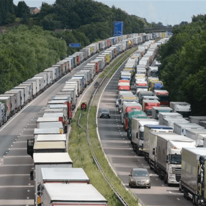 lorries brexit, lorry, trade,