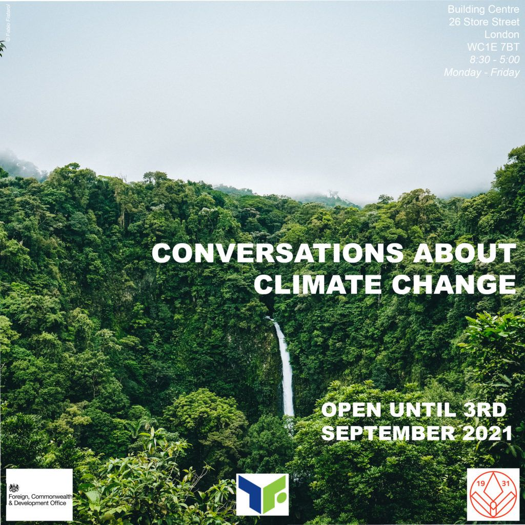 Conversations about Climate Change - OPENS