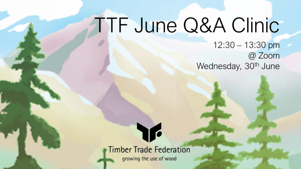TTF Q&A Clinic Webinar