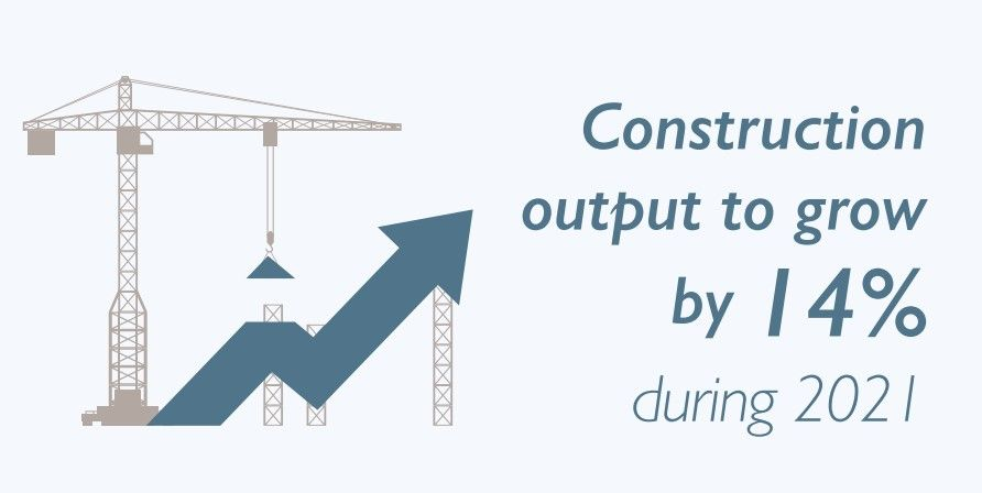 CPA predicting double digit growth in construction