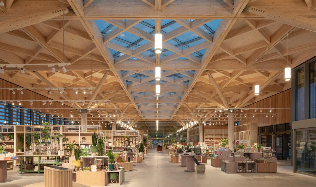 The Welcome Building RHS Garden Bridgewater