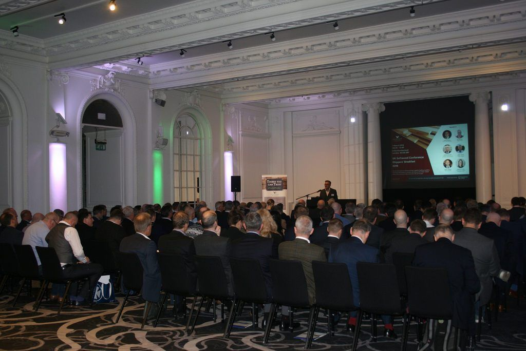 UK Softwood Conference 2018 - Highlights - Timber Trade